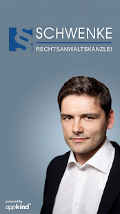 Rechtsanwaltskanzlei Schwenke Screenshot