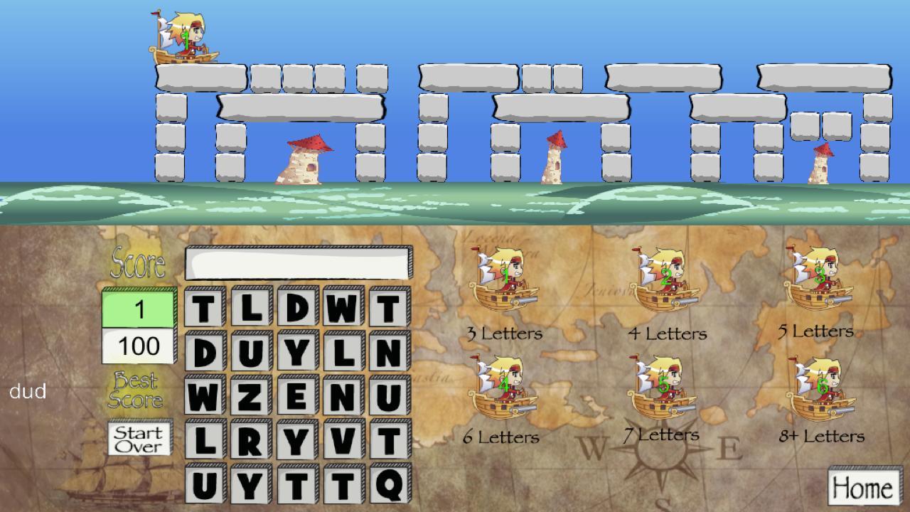 Word Commander- screenshot