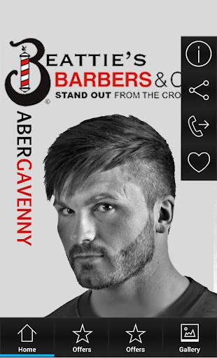 Beatties Barbers Abergavenny