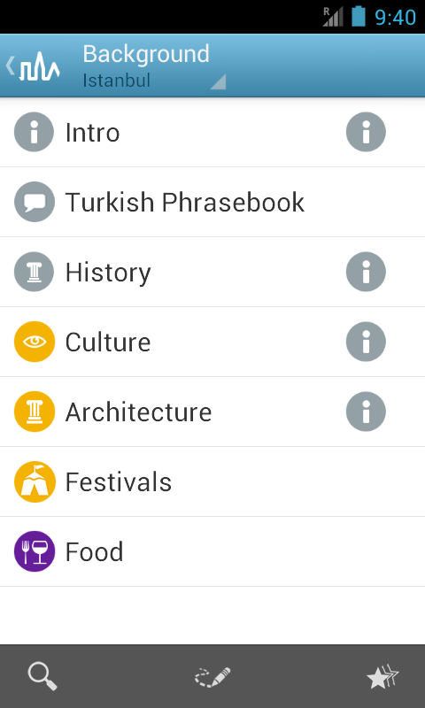 Istanbul Travel Guide- screenshot