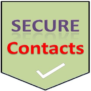 Secure Contacts - náhled