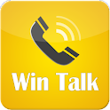 WinTalk Free Int'l Call App logo