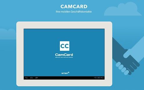 CamCard - BCR (Western) Screenshot