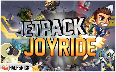 Jetpack Joyride Screenshot 16