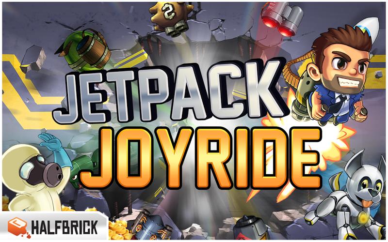 Jetpack Joyride Mod v1.8 APK