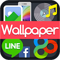 Wallpaper,Launcher- iThemeshop icon