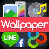 Wallpaper,Launcher- iThemeshop