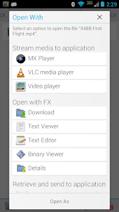 File Explorer (Plus Add-On) - screenshot thumbnail