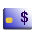 Credit card widget logo