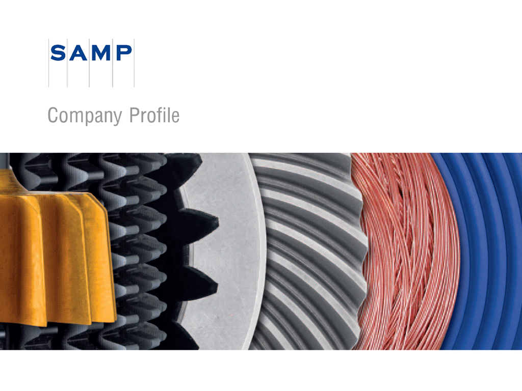SAMP Company Profile- screenshot