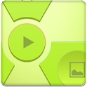 Green Plastic UCCW SKIN icon