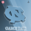 UNC Tar Heels Gameday logo