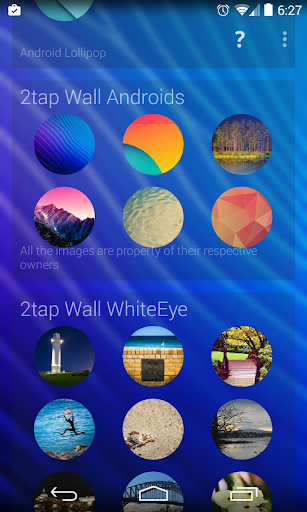 2tap Wall Pack Androids