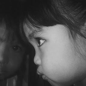 Thinking by Empty Deebee - Babies & Children Children Candids ( thinking,  )