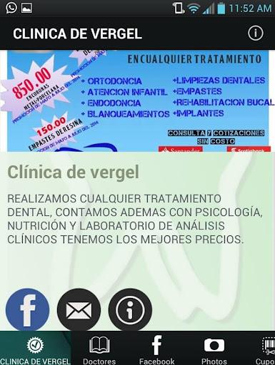 clinica vergel