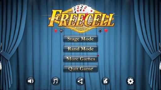 Freecell Solitaire  screenshots 1