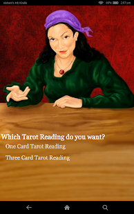 Tarot Card Reading - screenshot thumbnail