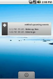 reMind Alarm Clock - screenshot thumbnail