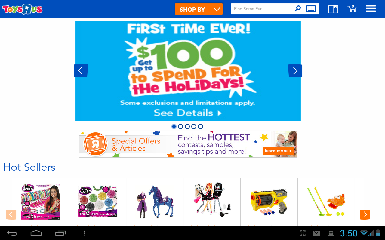"Toys""R""Us Shopping - screenshot"