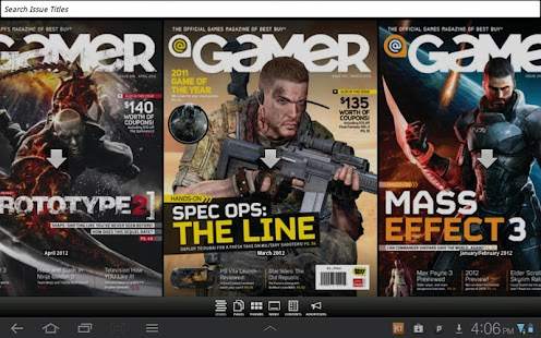 @GAMER Magazine - screenshot thumbnail