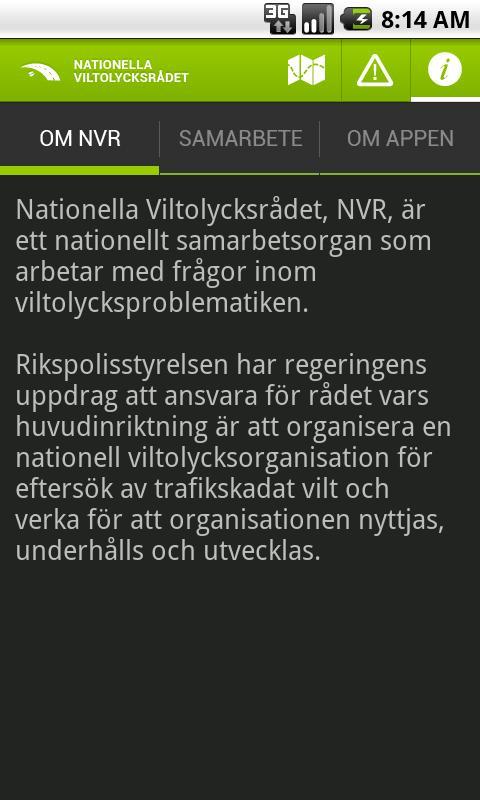 Viltolycka- screenshot