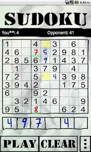 Sudoku Duel