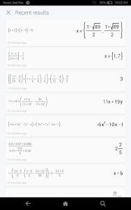 PhotoMath v1.0.0 build 19