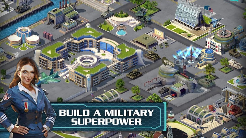 android World at Arms Screenshot 2