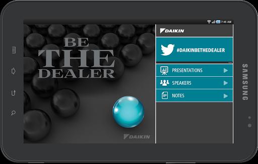 Daikin - Be The Dealer