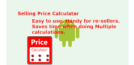 selling price calculator apps on google play