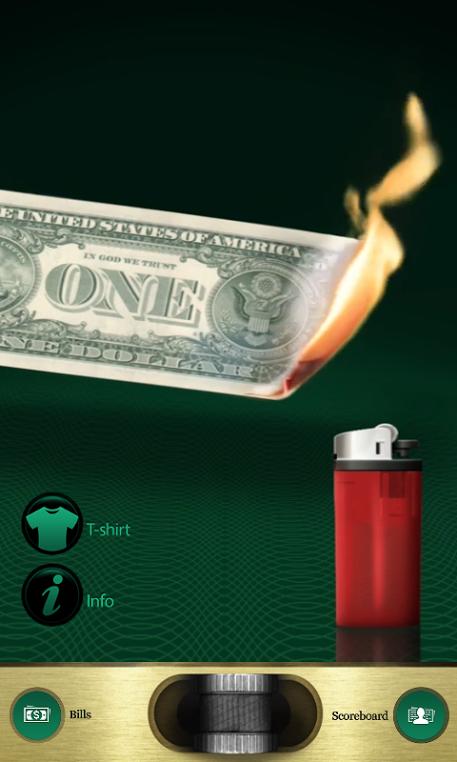 Burn Money - screenshot
