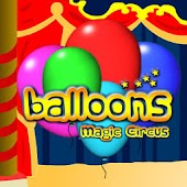 Balloons Magic Circus