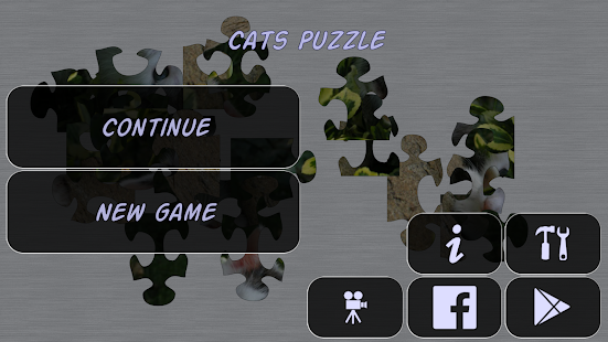 Cats Puzzle- screenshot thumbnail