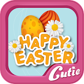 Easter Theme TextCutie