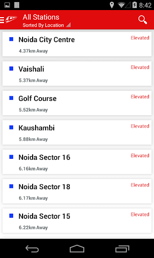 Delhi-NCR Metro  screenshots 4