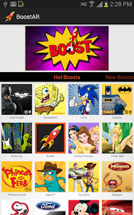 BoostAR- screenshot thumbnail