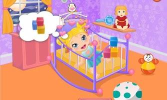 Screenshot of Baby Polly Diaper Change