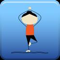 Yoga Poses & Music icon