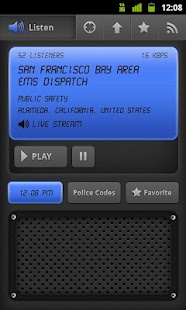 Police Radio- screenshot thumbnail