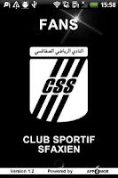 Screenshot of FANS CSS