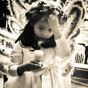 The Maid of Honour by Abhishek Shirali - Babies & Children Children Candids