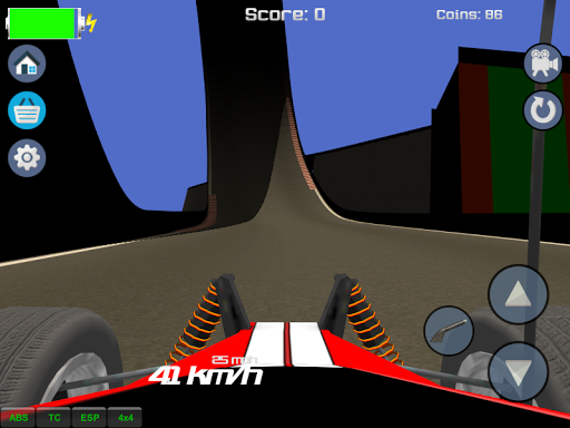 RC Car - Hill Racing Driving Simulator  screenshots 20