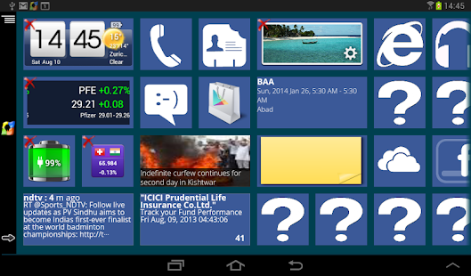 Windows8 / Windows 8 +Launcher - screenshot thumbnail