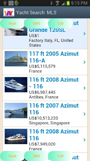 Yachts boats for sale search