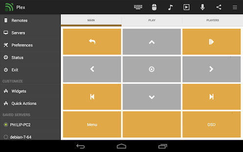 Unified Remote Full Screenshot 26
