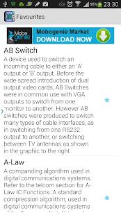 玩免費教育APP|下載Electronics Dictionary app不用錢|硬是要APP