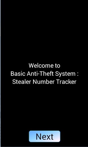 Basic Anti Theft System