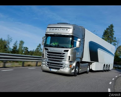 App Wallpapers Scania Truck APK For Windows Phone