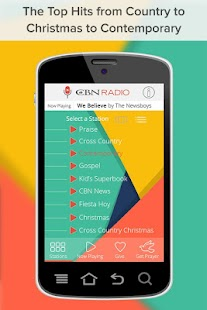 CBN Radio- screenshot thumbnail