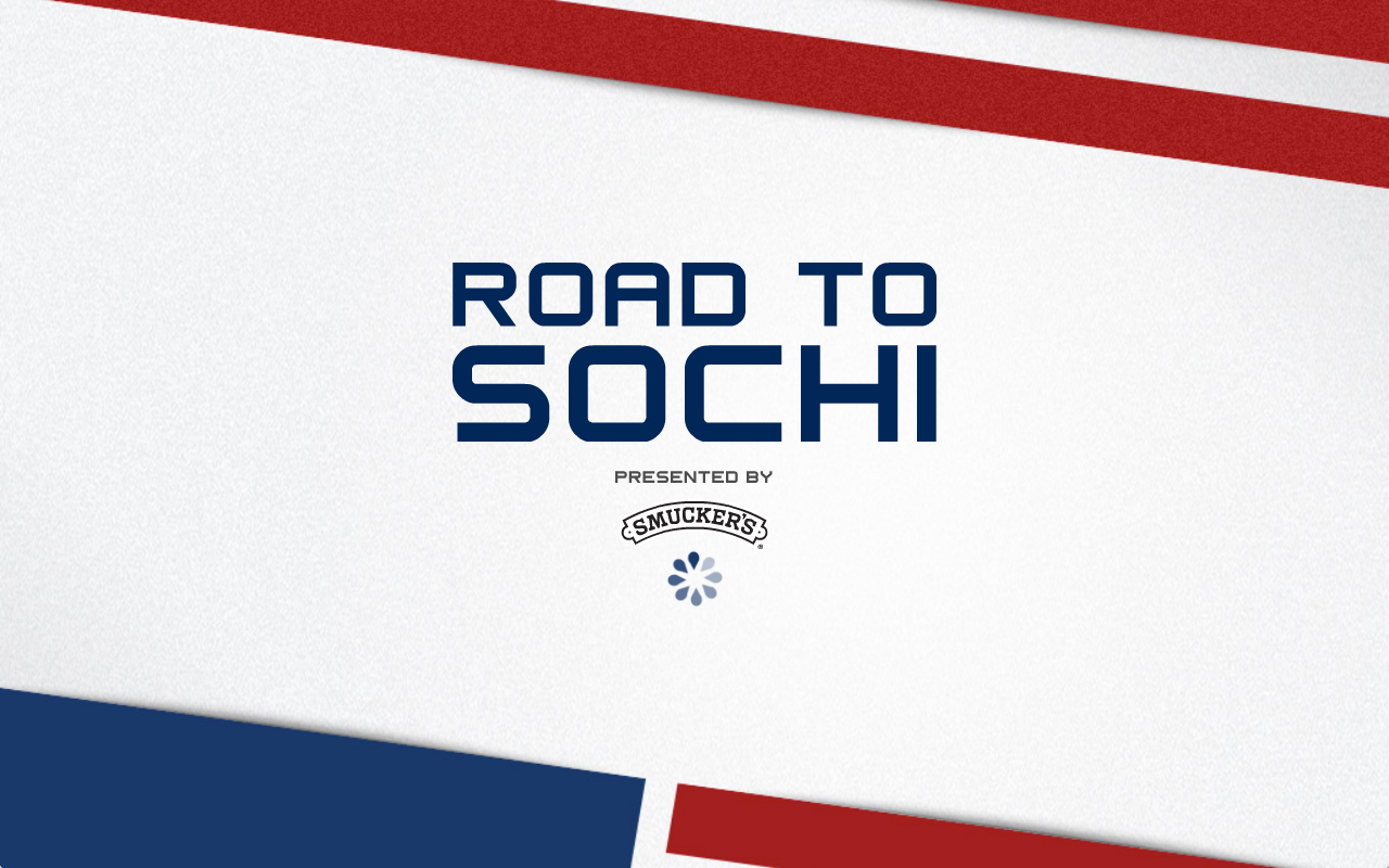 2014 Team USA Road to Sochi - screenshot